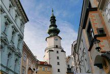 Travelling Slovakia