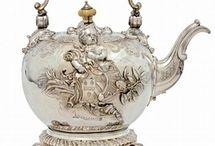 Teapots / theepotten