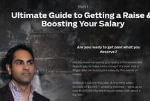 How To Increase Your Income / We know how tough it can be to live off a starting salary. That's why we're all about ways to increase your income. Not sure where to start? These ideas will help!