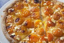tarte  à  l'abricot  simple