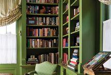 green / by Rachel Johnson Swan