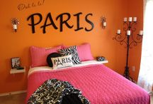 Paris Room for Mattie / by Stephanie Shattuck