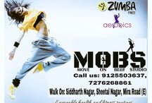 Move On Beat Dance Studio & Event Management Company / MOBS Is Finest Place To Learn Dance, With A Vast Variety Of Styles For All Ages, Eperience & Ability.