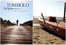 Mare - Sea | Tombolo Talasso Resort / The link between humans and the sea is unbreakable. Il rapporto che gli uomini hanno con il mare è indissolubile.
