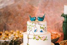 Bolos de casamento / Inspirações para bolos de casamento