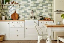 March 2016: Spring Refresh / Now that March has arrived, it's time to give your home a Spring Refresh! Out with the winter woodland schemes, and in with fresh whites, blues, greens and yellows!