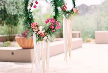 Event decor / Wedding decoration and other event ideas