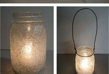 Maison Jar DIY