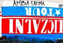 Graffiti / Kibicowskie graffiti