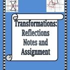 Transformations / Notes, Activities and Resources for teaching transformations!