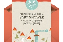 Baby Shower / Camping