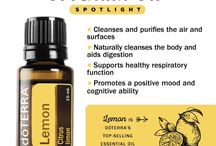 Essential Oils and Their Uses / Fantastic health uses for each essential oil or blend.
