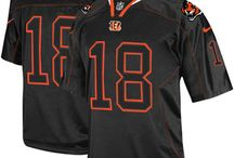 Authentic A.J. Green Nike Jersey – Elite Game Limited - Women's Men's Youth