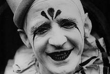 Dave HATES clowns......