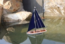 Floating Sailboat / by Handcrafted Nautical Decor