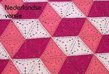blackets crochet blocks