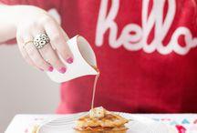 Breakfasts / by Megan Mineroff