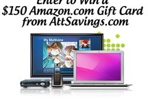 {Giveaway} $150 Amazon.com Gift Card! / by brian e.