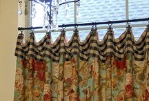 kitchen sewing projects / by Sue Sanders