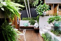 Beautiful Gardens and Backyards
