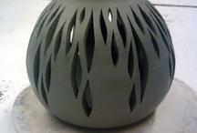Clay ceramics-pottery