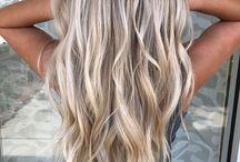 Włosy kolor