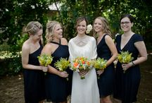 Wildflower Weddings / Boulder Blooms' wildflower wedding arrangements for the wild at heart.