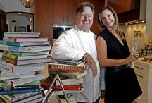 """""""In the Kitchen with Norman Van Aken at the Vagabond"""" / BIG PLANS FOR A SCHOOL: Norman Van Aken and business partner Candace Walsh will open """"In the Kitchen with Norman Van Aken at the Vagabond"""" at 7411 Biscayne Blvd. in spring 2015 at the site of the former Royal Motel in the resurging MiMo District."""