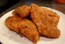 Chicken / Chicken recipes. Fried chicken, baked chicken and grilled chicken recipes included.