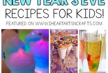 all things new years