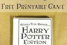 Fun Harry Potter Game