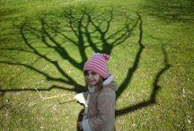 Nella natura / esperienze da fare con i bambini in mezzo alla natura