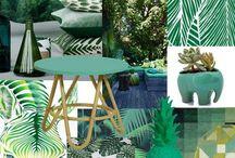 Jungle tropical exotique