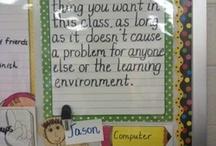 Kinder class ideas