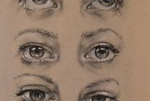 Eyes and faces features