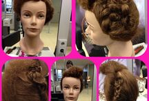 Fashion Hairstyling