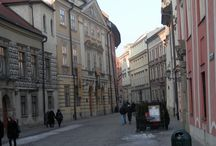 My nice town Kraków - Cracovie - Krakau / my photos of my town where I live
