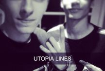 Utopia Lines / Utopialines project photo des defilés , travel , and smokin weed