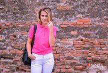 Campanie Summer feels better with Senza! / Campanie de tricouri Summer feels better with Senza cu tricouri de dama dar si unisex marca Sol's, Kariban sau Gildan. Summer feels better with Senza, a campaign for tshirts from brands like Sol's, Kariban, Gildan etc.