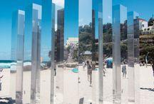 ESCULTURAS AL AIRE LIBRE. / Esculturas que adornan y embellecen las calles, plazas, parques, playas...de diferentes ciudades alrededor del mundo.