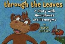 Homophones Homonyms