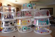 Cricut Explorer crafts / by Michelle Ruskaup Carr