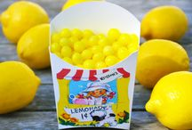 Lemonade! / by Donna- Glamorous Sweet Events