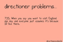 Directioner problems :/ / by Olivia Kitchens