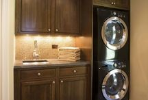 Laundry room ideas / by Tammy Neely-Reynolds
