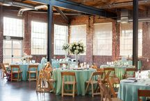 Weddings at The Foundry at Puritan Mill