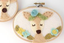 NEW! Meditating Animals Collection / Bringing mindfulness to the little ones with serene animal wall art by Catshy Crafts