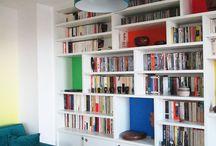 Bibliothéque Colorée