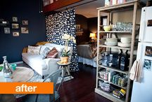 Small space decorating / by Yurt Girl LA