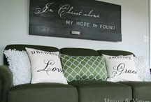 Easy Decorating ~ All Year Round / by Christine Anne